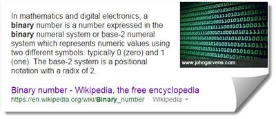 Binary quote