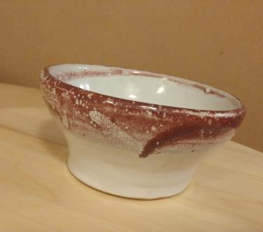 Finished bowl.